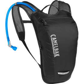 CamelBak Hydrobak Light Hydration Backpack 1l+1,5l, black/silver
